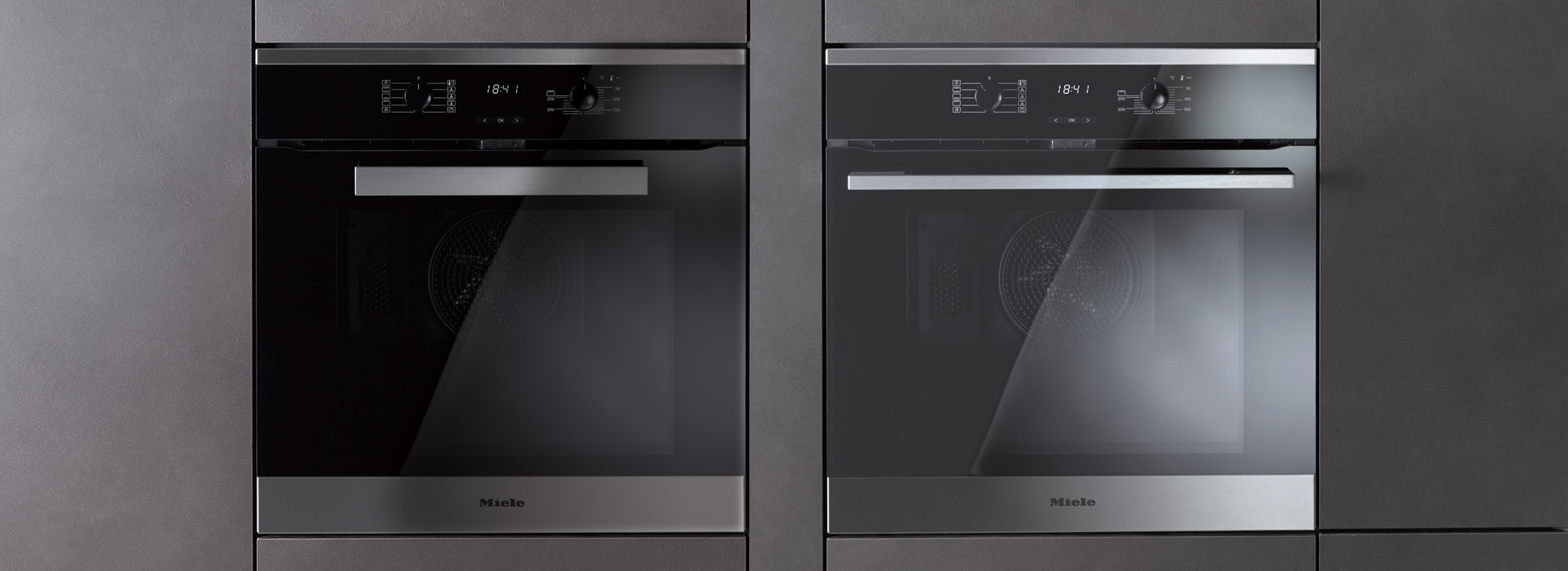 Einbauherd Pyrolyse Miele Pyrolytic Ovens | Self Cleaning Oven » Miele
