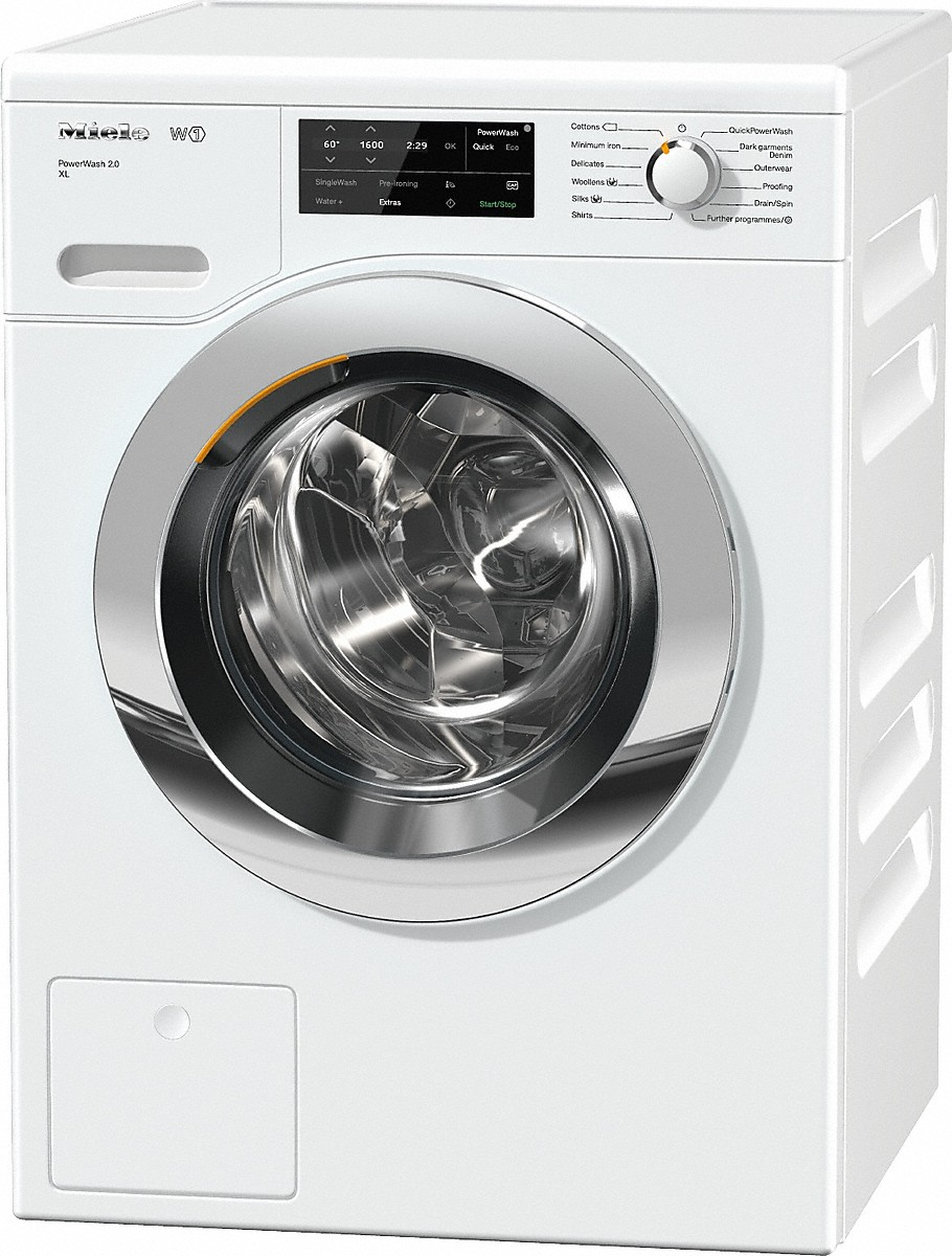 Miele Wkf 110 Miele Wci320 Pwash 2 Xl W1 Front Loading Washing Machine