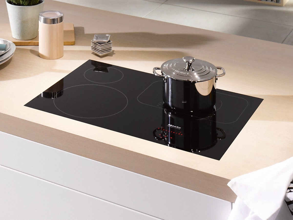 Induction Cooktop Miele Km 6365 Induction Cooktop