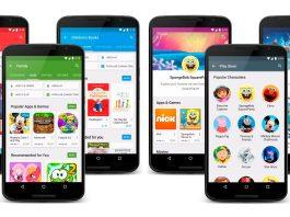 se ha detenido la aplicacion google play moviles