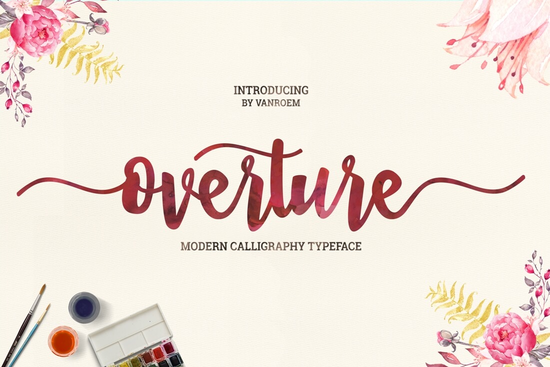 Calligraphy Font Modern Free 9 Beautiful Handwritten Modern Script Fonts Only 17 Mightydeals