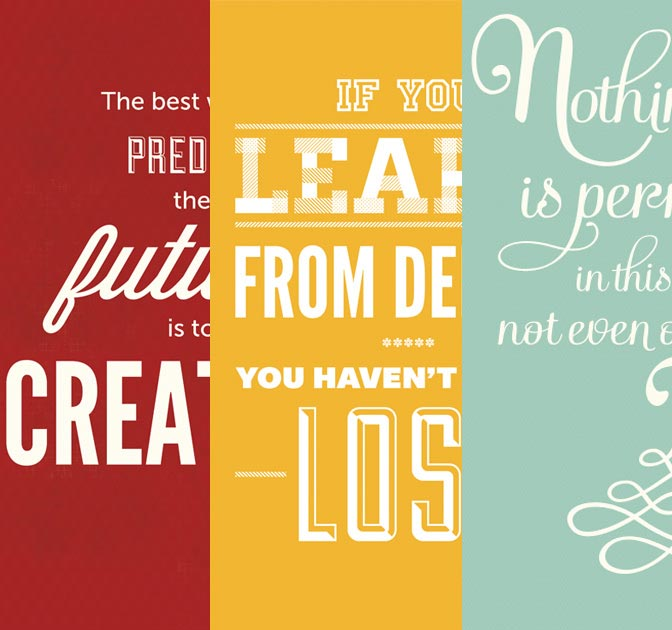 Printed Motivational Poster Bundle for the Office - only $27