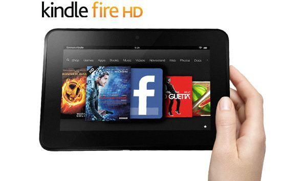 Amazon Kindle Fire HD specs leaked