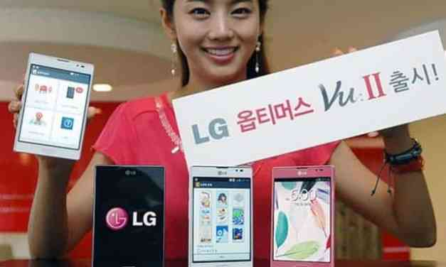 LG Optimus Vu 3 phablet specs leak, to be launched at the IFA in Berlin