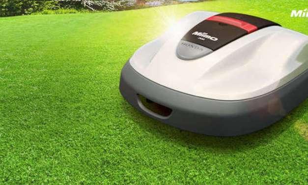 Introducing Miimo, Honda's Robotic Lawn Mower