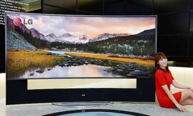 Samsung & LG will have 105-inch, ultrawidescreen UHD TVs at CES
