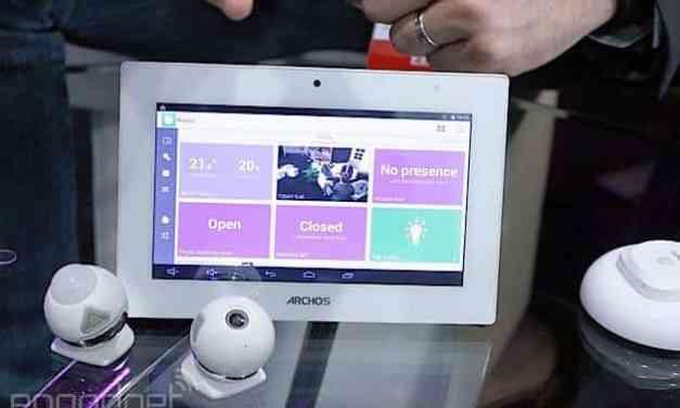 Archos enters the Smart Home market