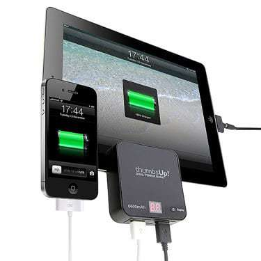 Battery boosting gadgets for your smartphone