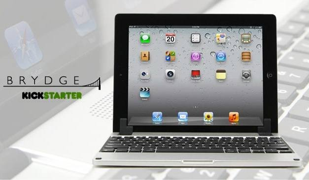 iPad Keyboard Brydge+ with Speakers Review