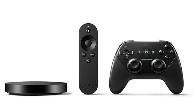 Google Nexus Player Android TV Device Announced