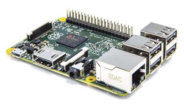 Raspberry Pi 2 launches with significantly improved quad-core ARMv7 chip