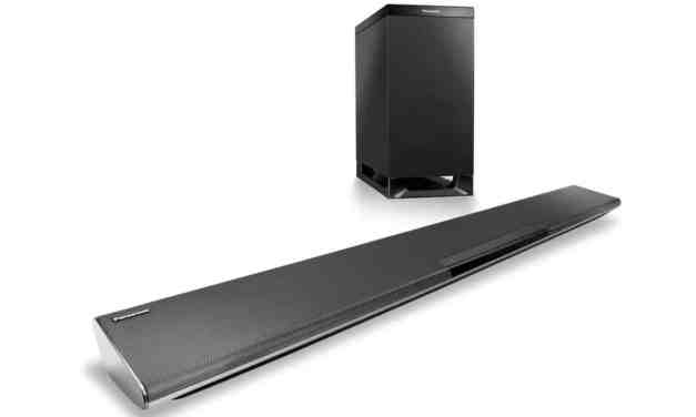 Competition: Win a Panasonic SC-HTB485EBK Sound Bar