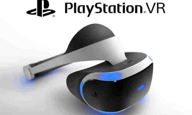 Sony PlayStation VR Headset Launches October for £350. Cheaper than Oculus Rift and HTC Vive