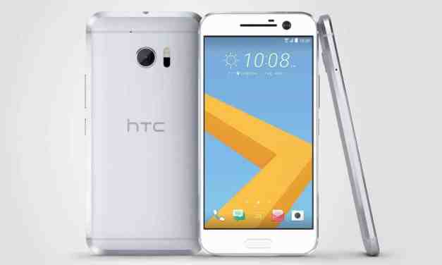 HTC 10 Announced with 5.2-inch, Quad HD, 32GB and microSD for £569