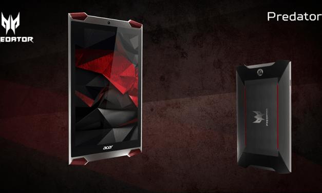 #AcerLiveBlog2016 : Acer Predator 8 Gaming Tablet Initial Impressions