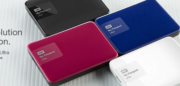 Western Digital My Passport Ultra 2TB Portable Hard Drive Review