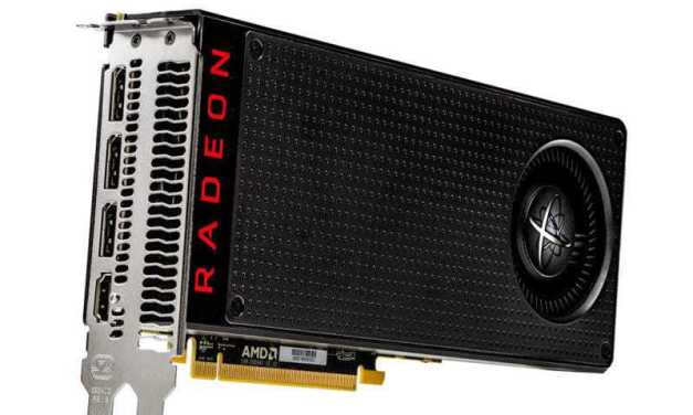 Some Radeon RX 480 4GB models are flashable to 8GB
