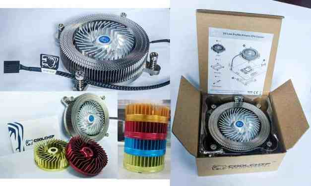 CoolChip Technologies shows off Kinetic CPU cooler for Skylake