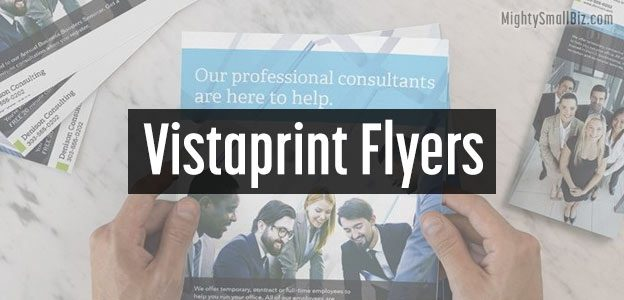 Vistaprint Flyers Reviews, Flyer Marketing Ideas + Coupon