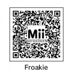 DS Mii QR Codes Pokemon