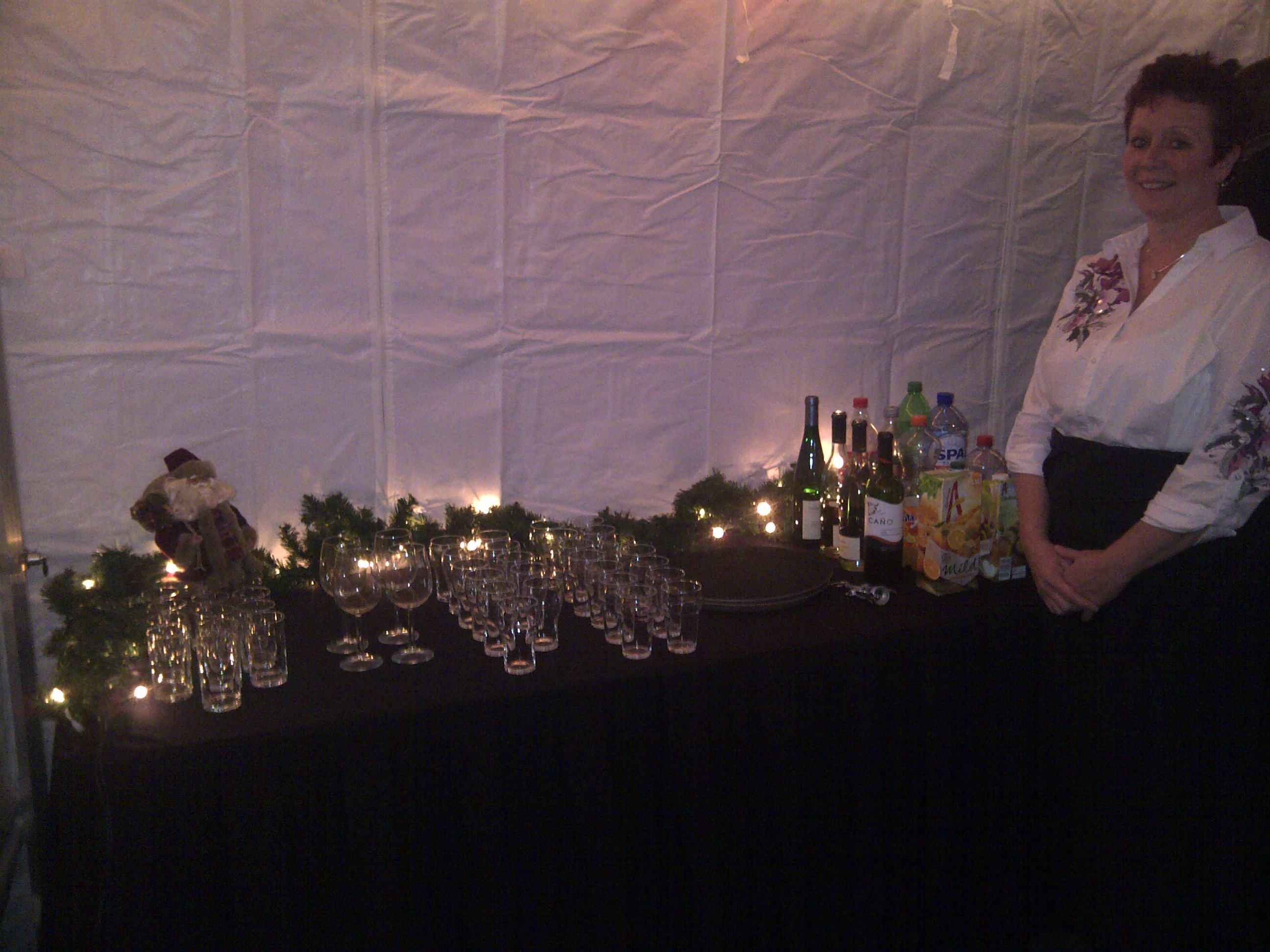 Partytent Zwolle Corporate Match Zwolle 13-12-2012 » Mijnpartyservice