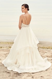 Whimsical Tulle Skirt Wedding Dress - Style #2101 ...