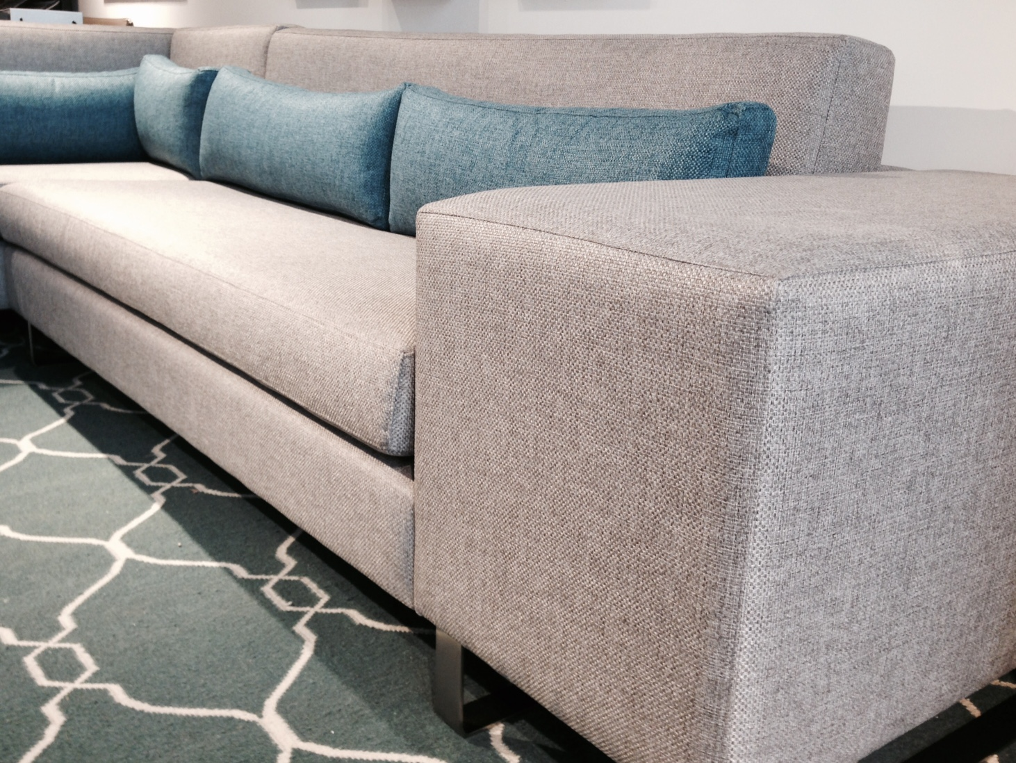Sofa Cleaning Montreal Sevan Sectional Sofa Custom Couch Montreal Mikazahome