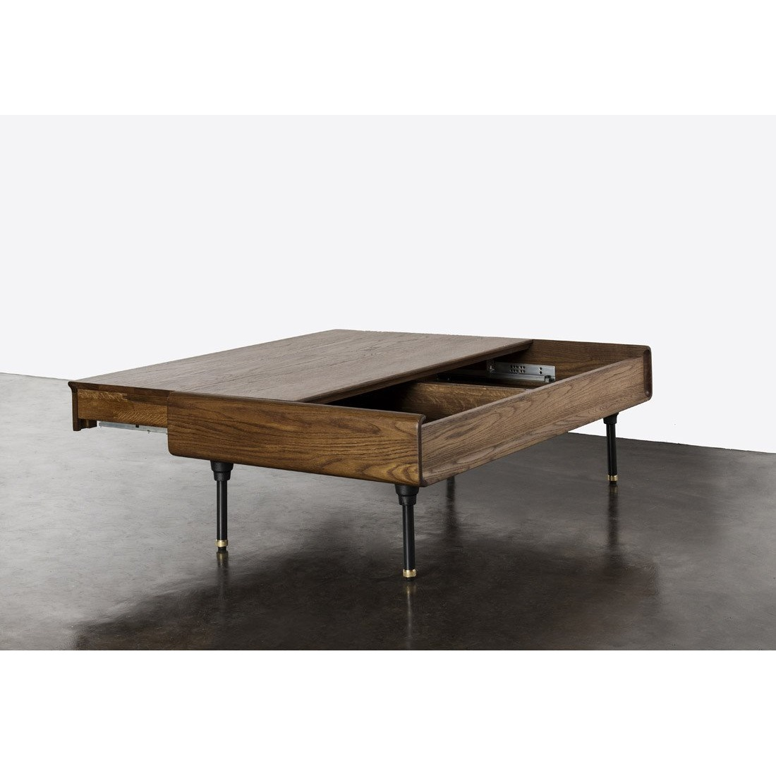 Coffee Table Ottawa Distrikt Coffee Table Mikaza Meubles Modernes Montreal