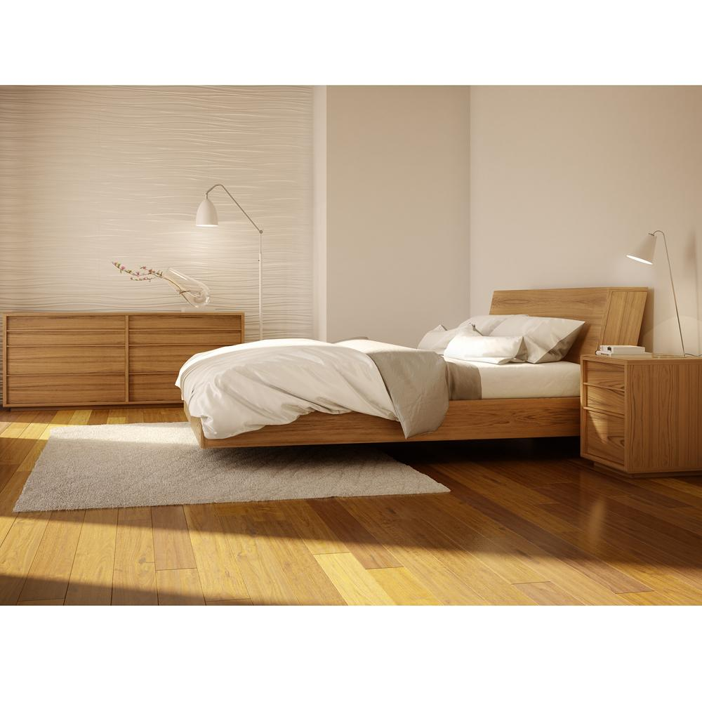 Meubles Mobican Furniture Urbana Bed