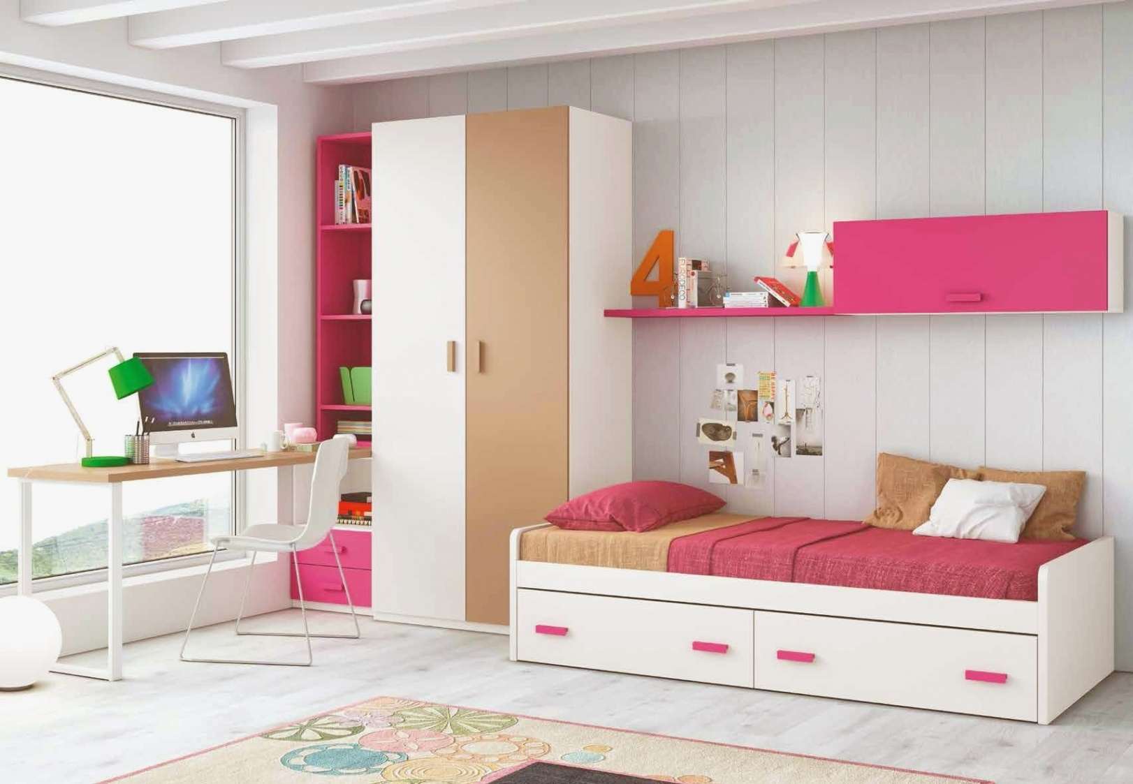 Photo Chambre Ado Fille Moderne Great Chambre Ado Fille Moderne Unique Chambre Ado Fille 17 Ans