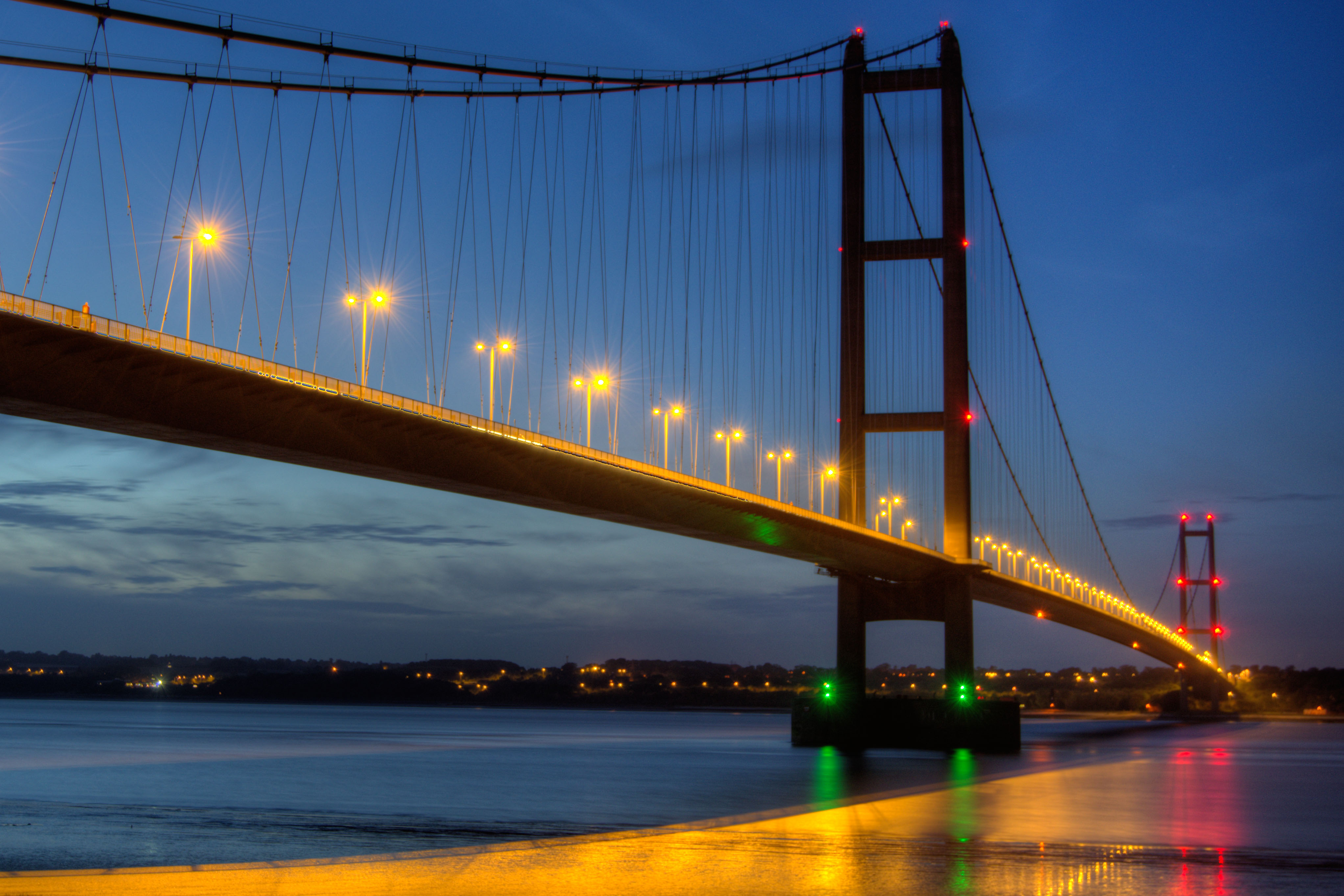 Entry2 Humber Bridge Mike Armstrong