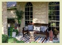 Front Patio Decor Ideas | Decoratingspecial.com