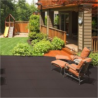 Outdoor Patio Rubber Floor Tiles - Tile Design Ideas