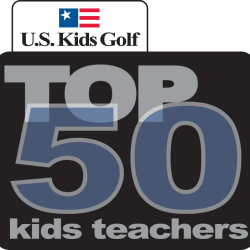 Mike Fay Named 2014 U.S. Kids Golf Top 50 Kids Teacher
