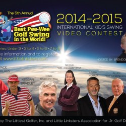 5th Annual Little Linksters Best Pee Wee Swing In The World Video Contest