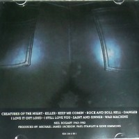 REVIEW:  KISS - Creatures of the Night (1982, 1985, 1997 editions)