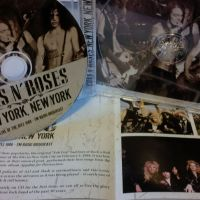 REVIEW:  Guns N' Roses - New York, New York (Live at the Ritz 1988)