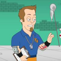 "TV REVIEW:  American Dad (featuring James Hetfield of Metallica) - ""The Life Aquatic with Steve Smith"""
