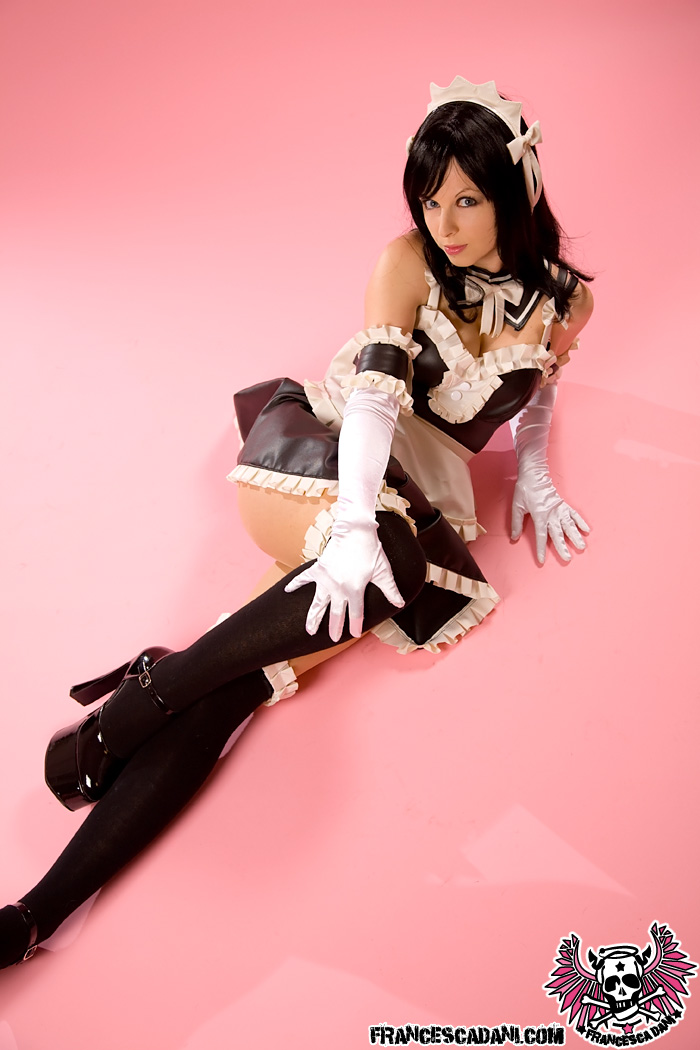 Another Anime Wallpaper Cosplayer Francesca Dani Games Babes Anime