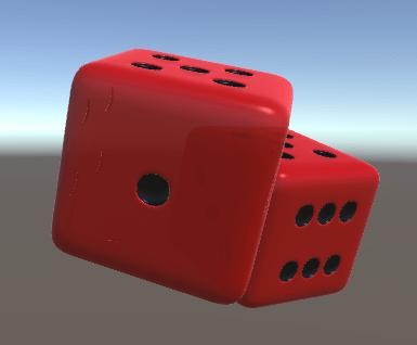 Dice Game – Die Modeling