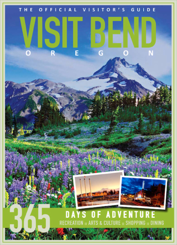 Mt. Jefferson, near Bend, Oregon, Visit Bend Guide