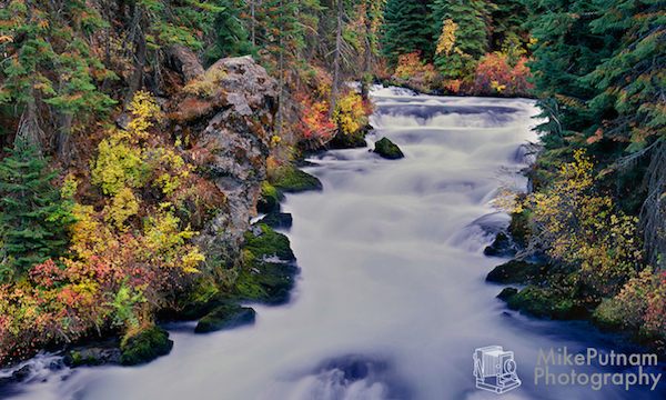 Deschutes River near Bend, Oregon