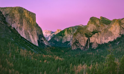 Yosemite National Park, Tunnel View