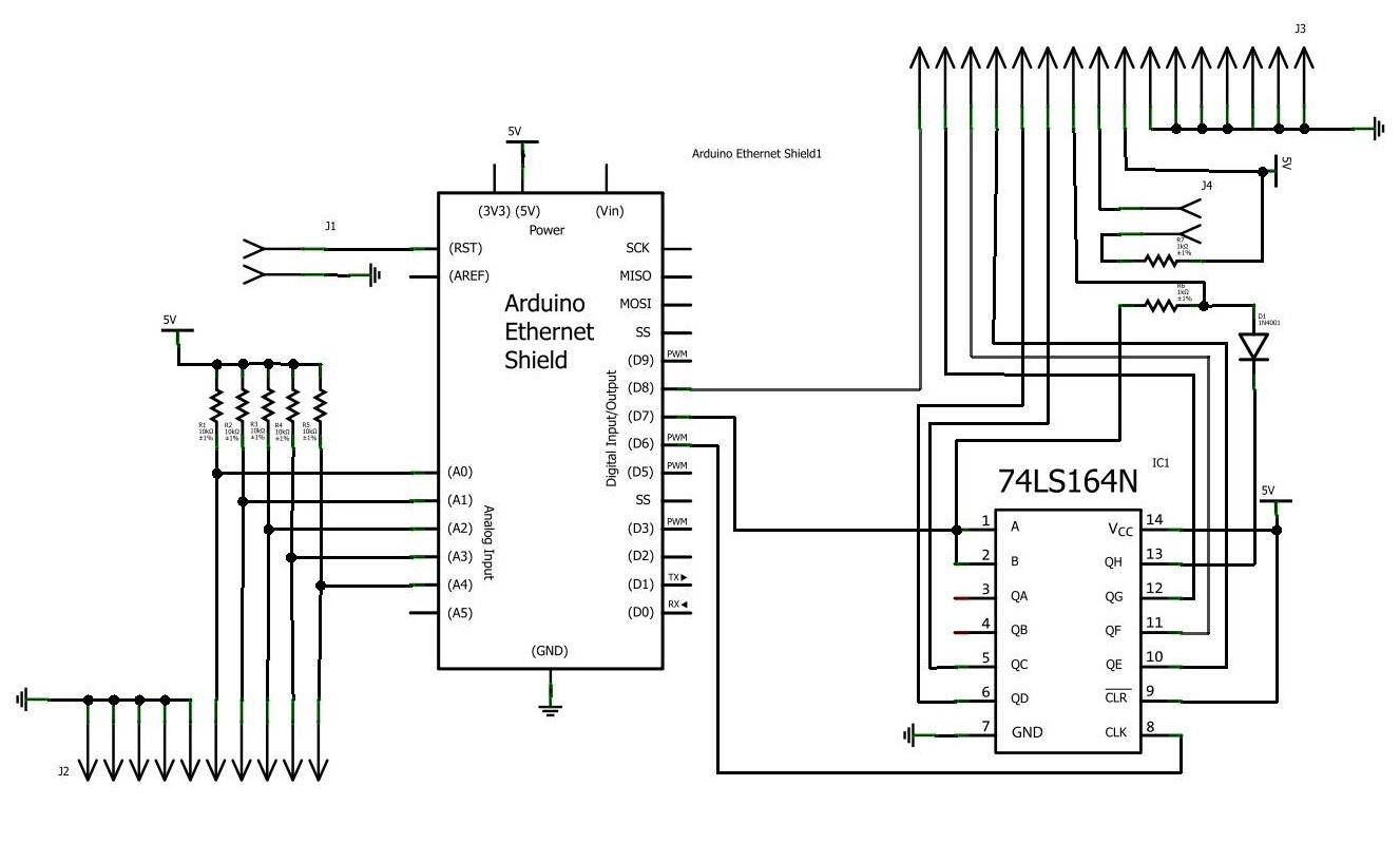 bbq smoker schematic