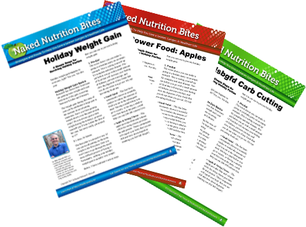 Naked Nutrition Newsletters Image