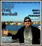 MIKEs DAILY PODCAST 956 Foster City