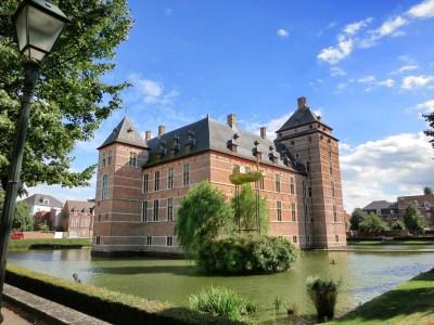 Turnhout Castle   mikestravelguide.com
