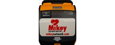 Quick Thinking and A MIKEY Defibrillator Saves Nobleton Man at Arena