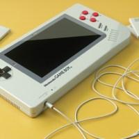 もしも、ゲームボーイがそのまま進化していたら…?ときめく携帯ゲーム機のコンセプト・デザイン