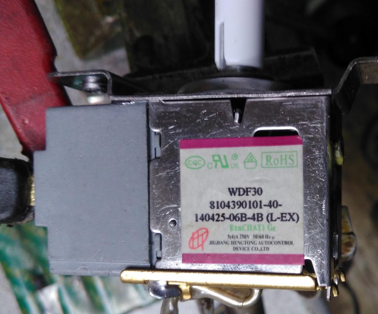 Smeg Kühlschrank Thermostat Tauschen : Smeg kühlschrank thermostat tauschen smeg kühlschrank thermostat